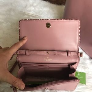 kate spade Bags - New kate spade Crossbody bag/ wallet / clutch